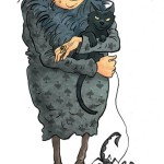 Бабка-Скорпион:)