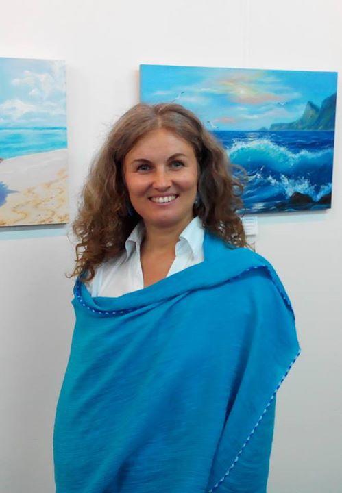 Астролог Альбина Созанская (Киев)
